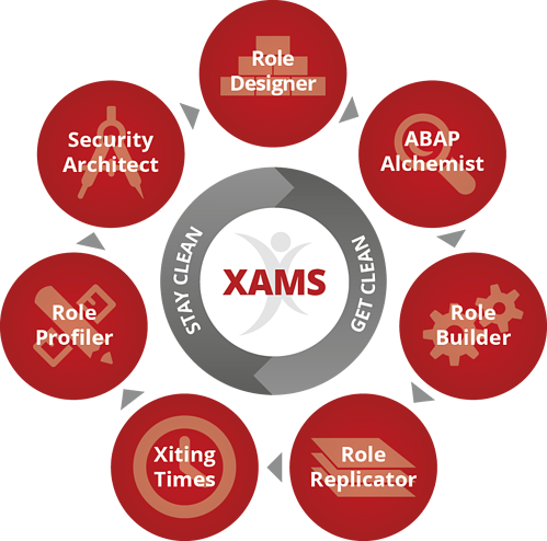 XAMS_lifecyle